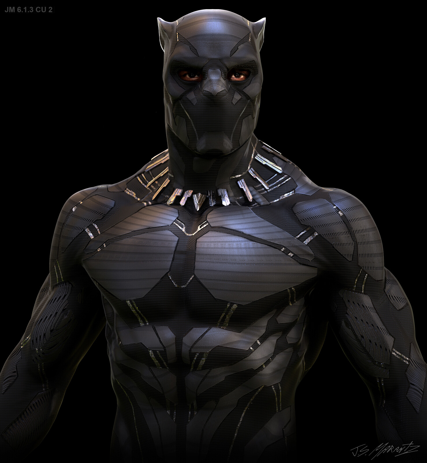 Black Panther Designs 2