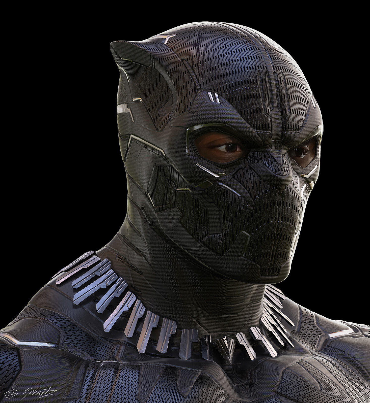 Black Panther Designs 3