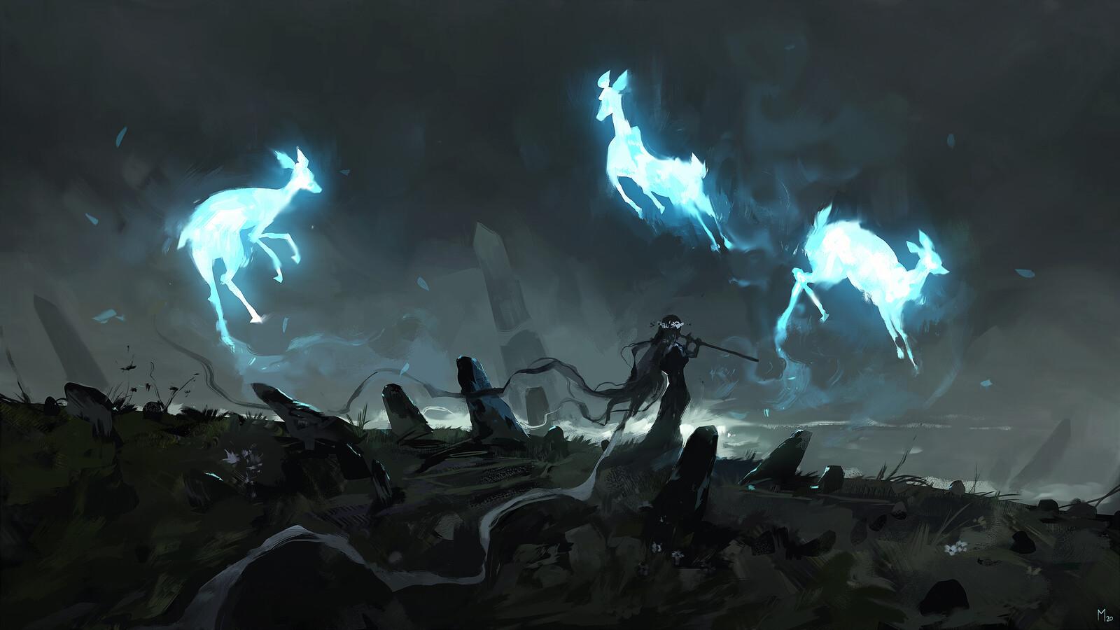 Spiritual Chaos