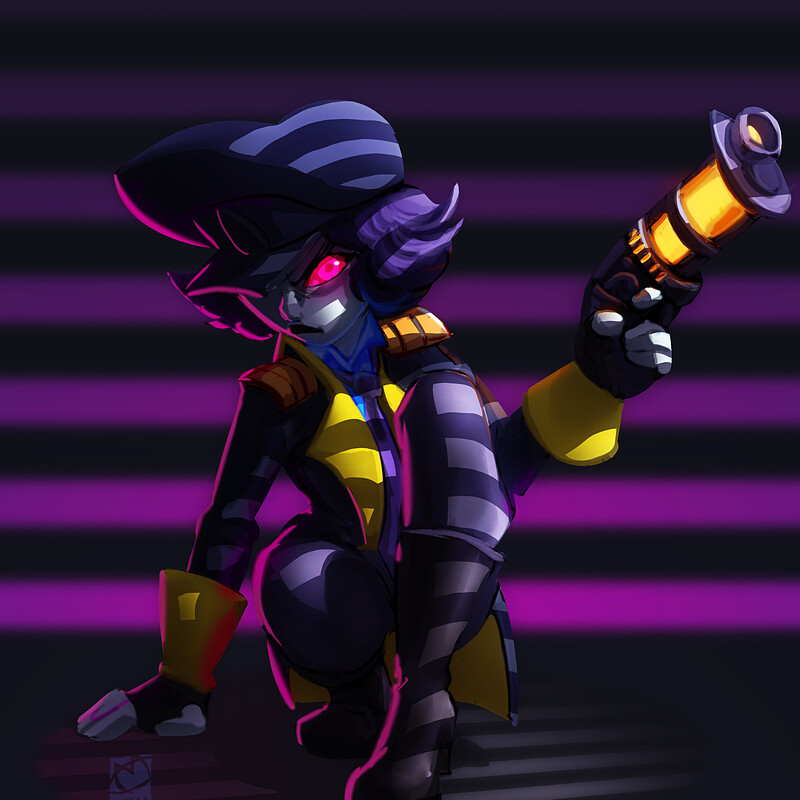 2D break - Dark Meyra