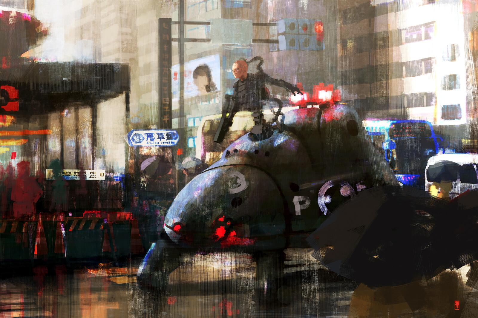 Mid-Heavy City Unit//01