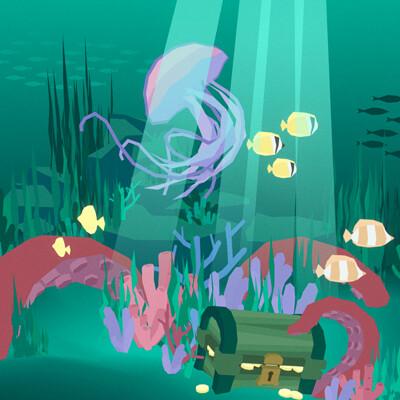 Pallavi maruvada underwatersealife