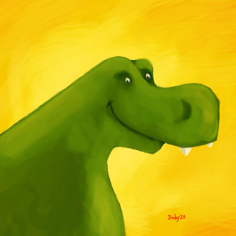 Smilin' Dino