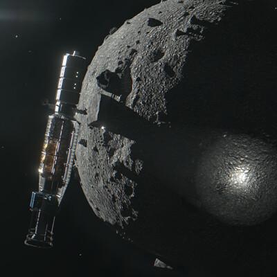 Seth pritchard asteroid day