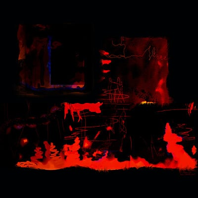 The Door - Reptilian ORION LIGHT :: Channeled Extraterrestrial Art