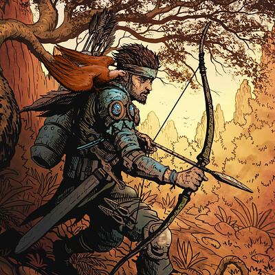 Francisco badilla cazador