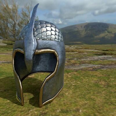 Andrew wilkins grey warden talon helmet 2