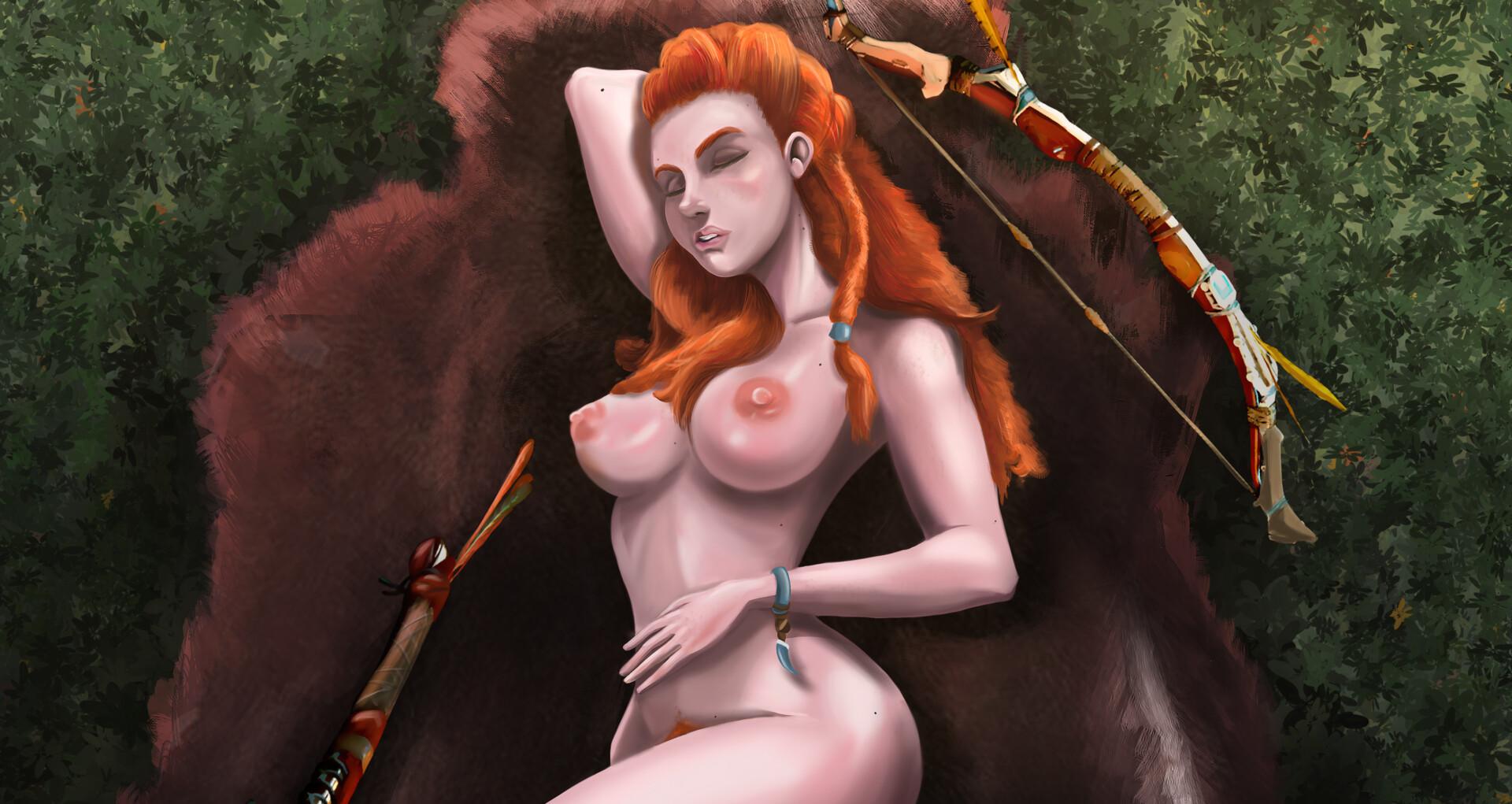 Aloy nude