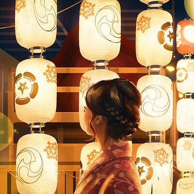 Gion Festival (73/365)