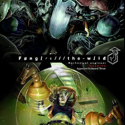 Fungi - The Wild