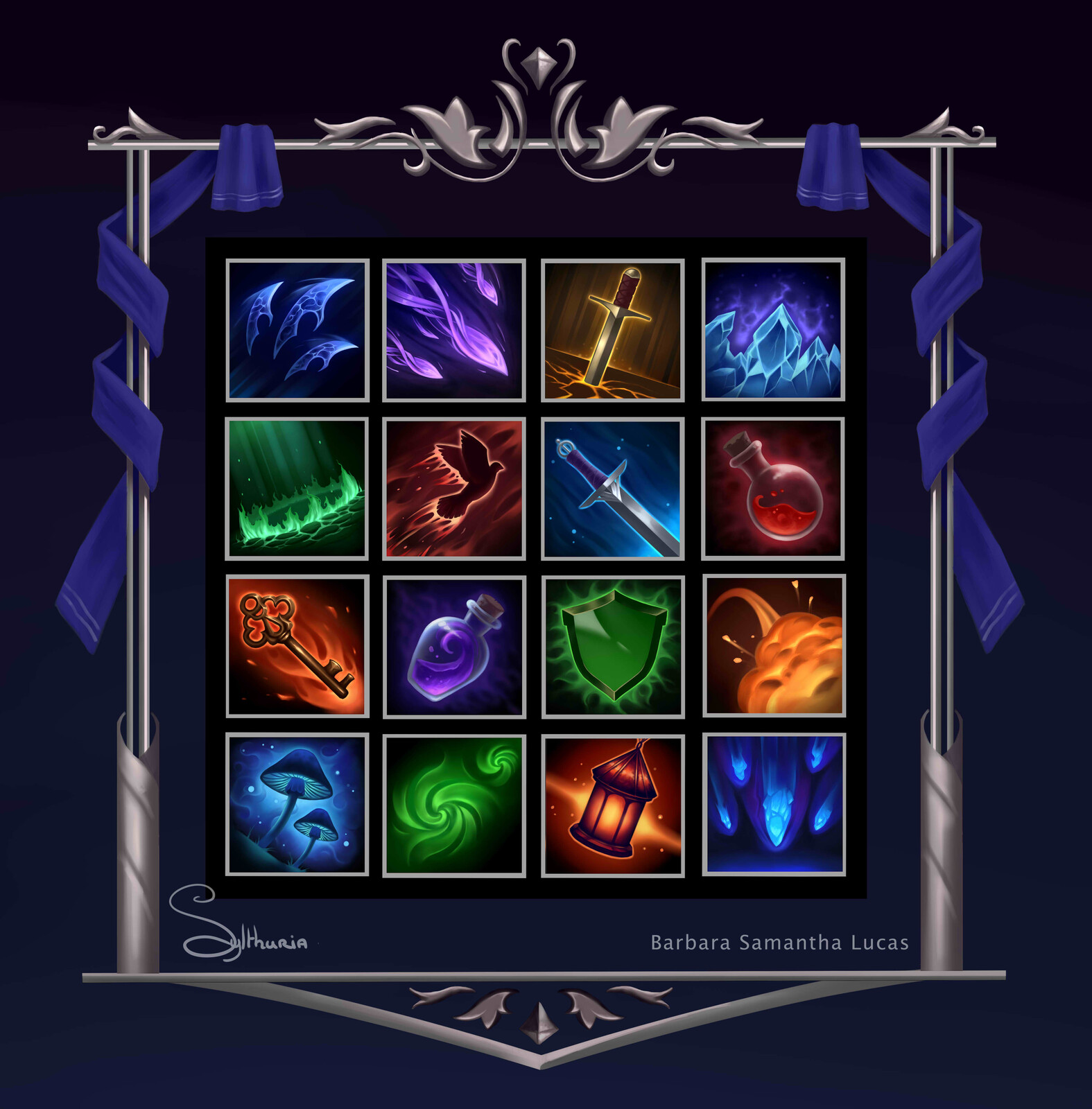 Ability Icons