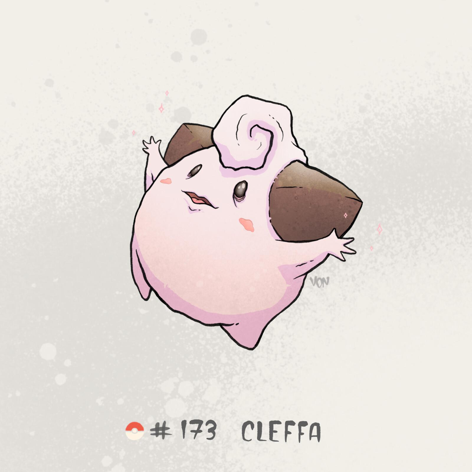 #173 Cleffa