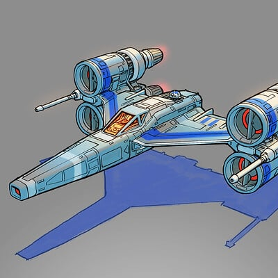 Space gooose star fighter 3 4 2