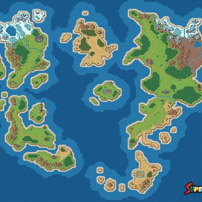 Jorge peral worldmap definitive