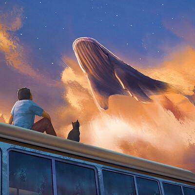 Whale (75/365)