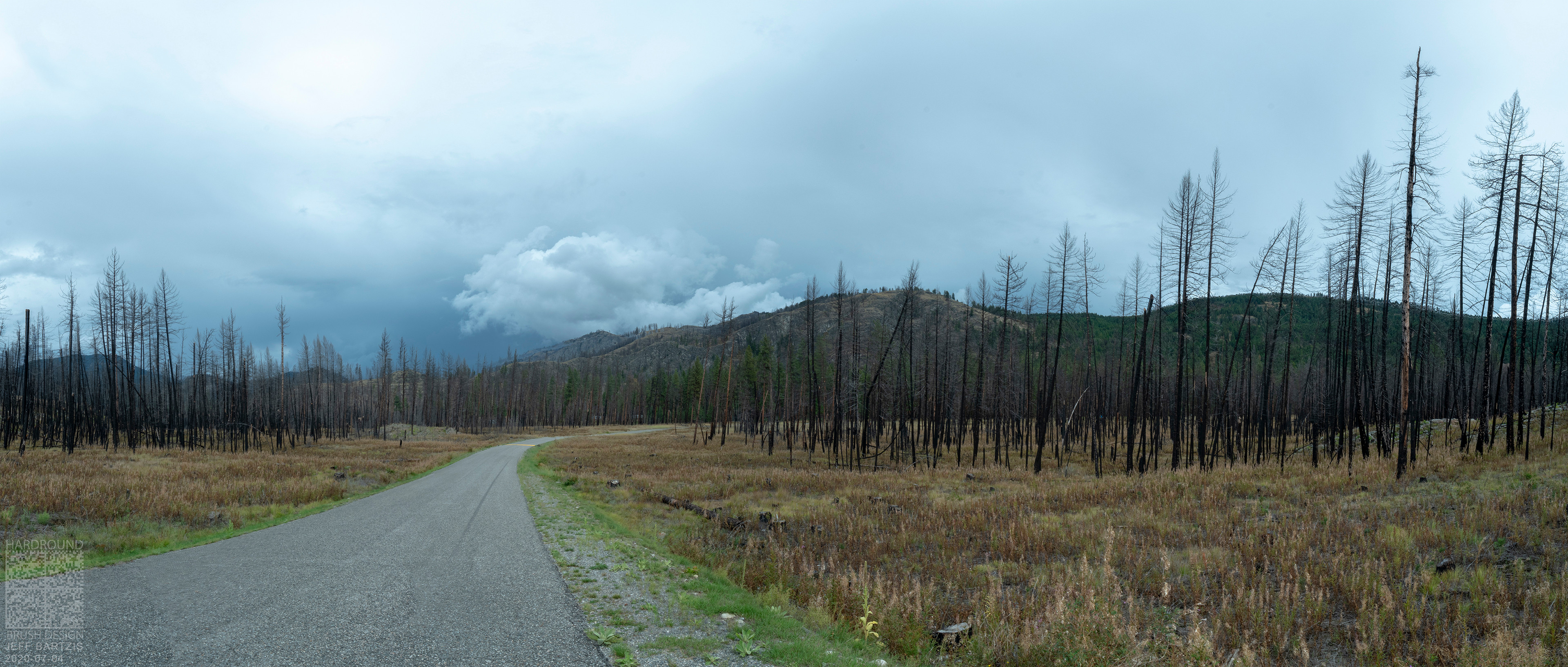 """Original Plate panorama (available to purchase in my store """"British Columbia Pano Pack"""")"""