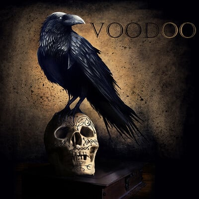Joerg schlonies voodoo cover