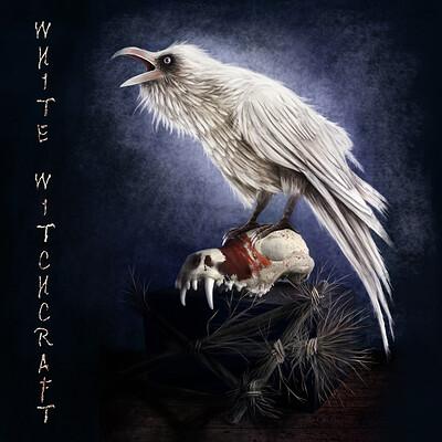Joerg schlonies white witchcraft cover