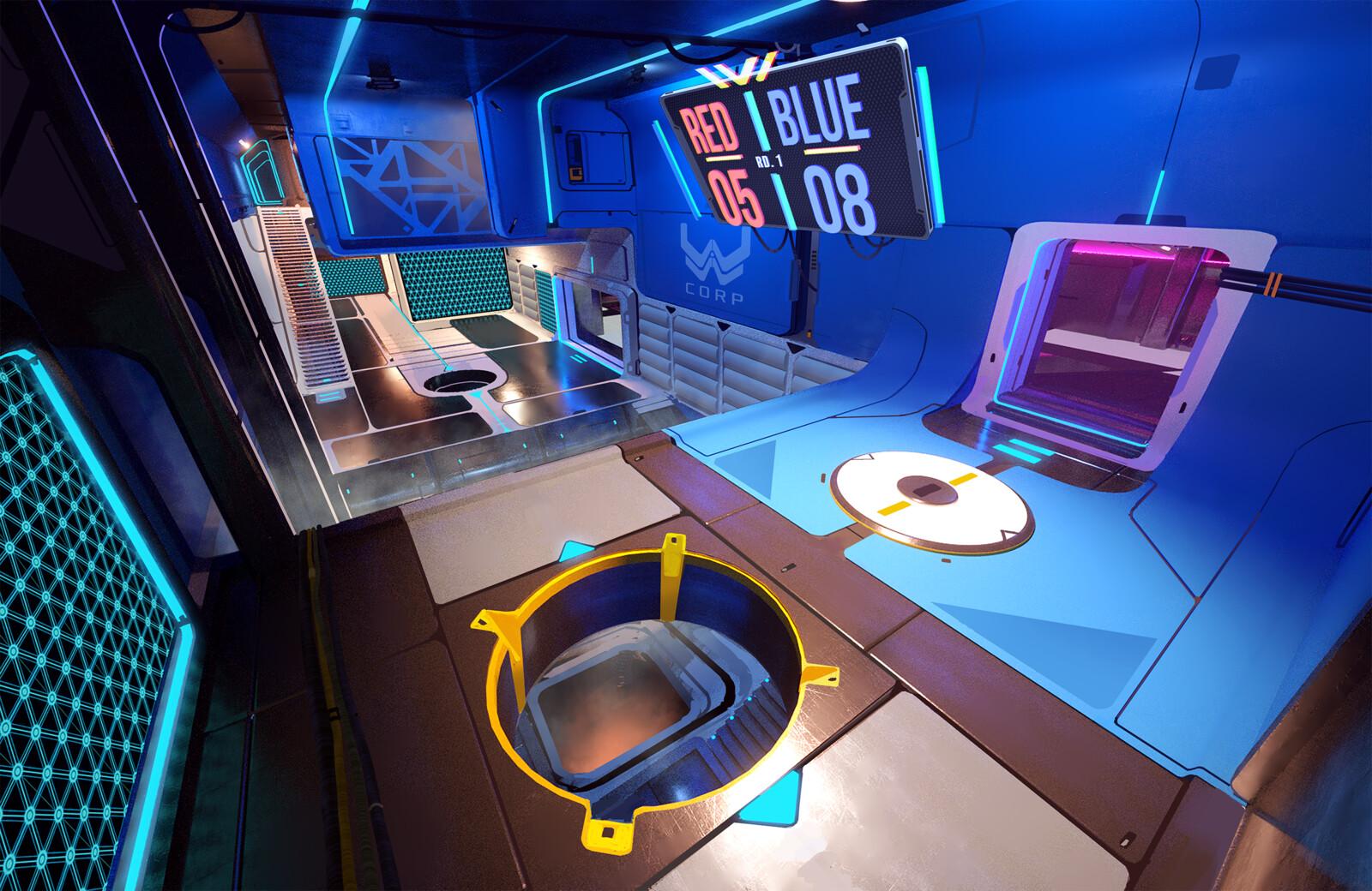 Club Silo Concept: Bases