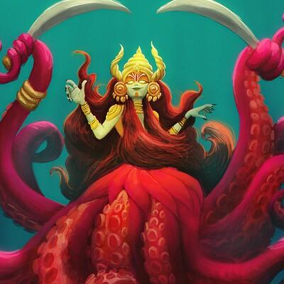 Arjun somasekharan mermay16 deity
