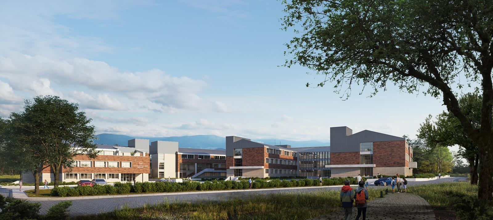 Izmir Metu Campus