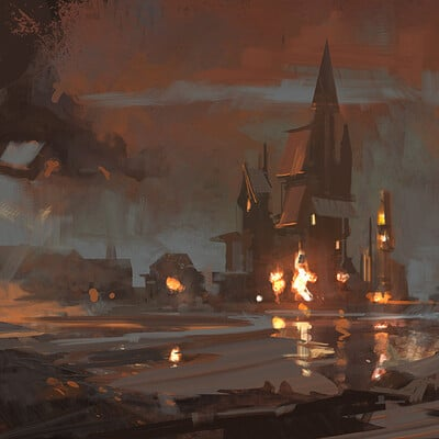 Andreas rocha burninghome01