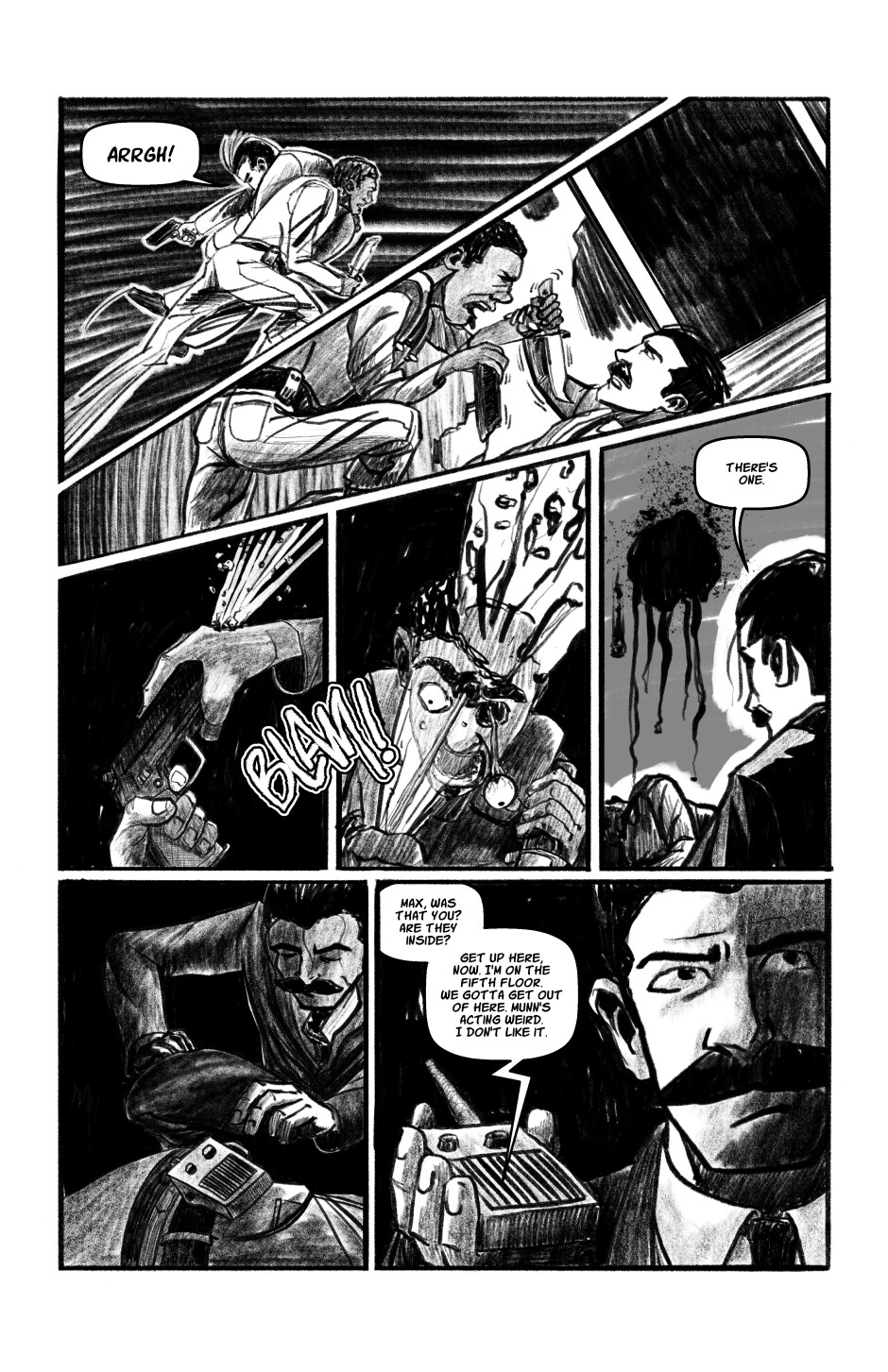 Munn's Last Stand Page 5