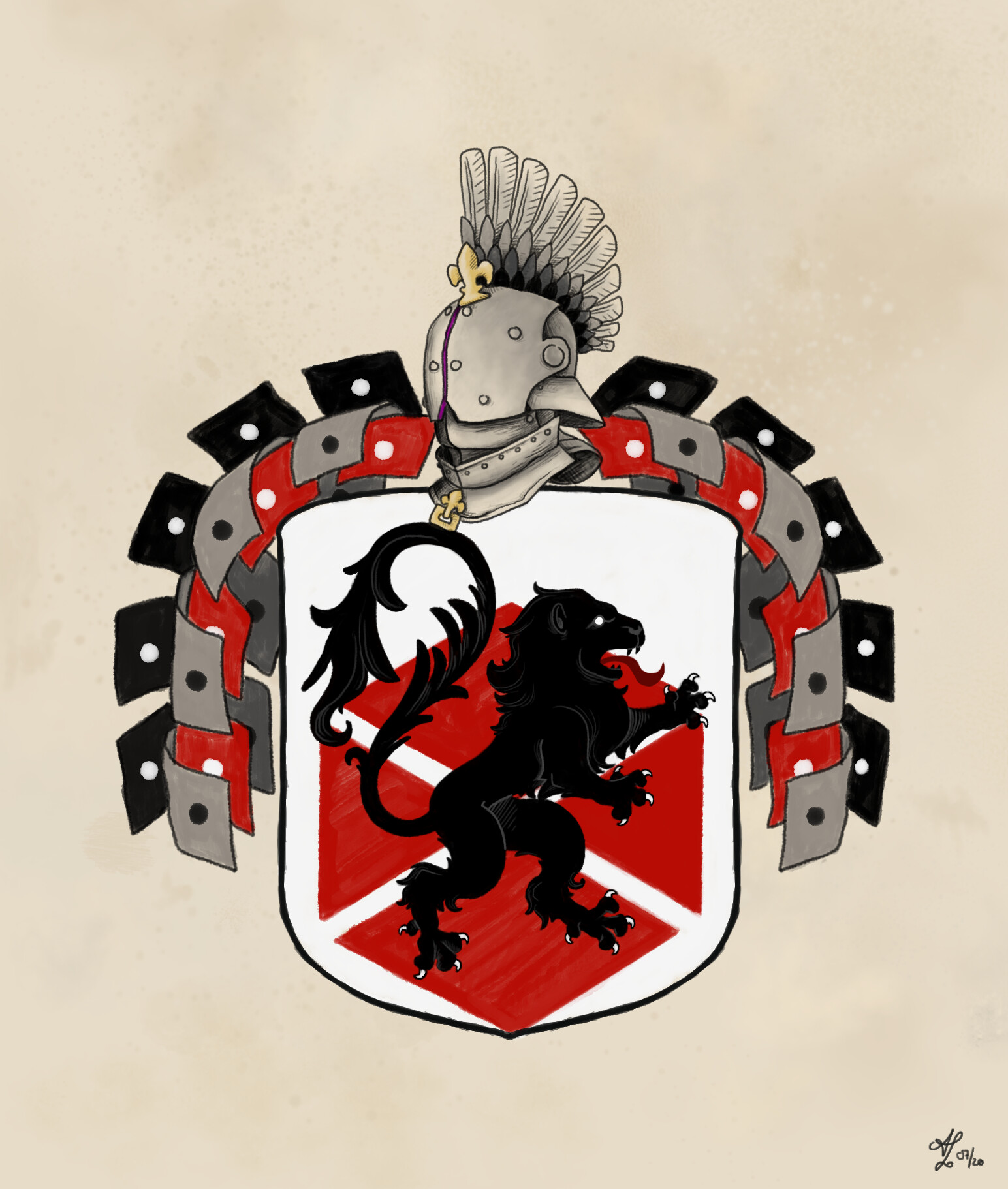 Destiny Heraldry - Titan