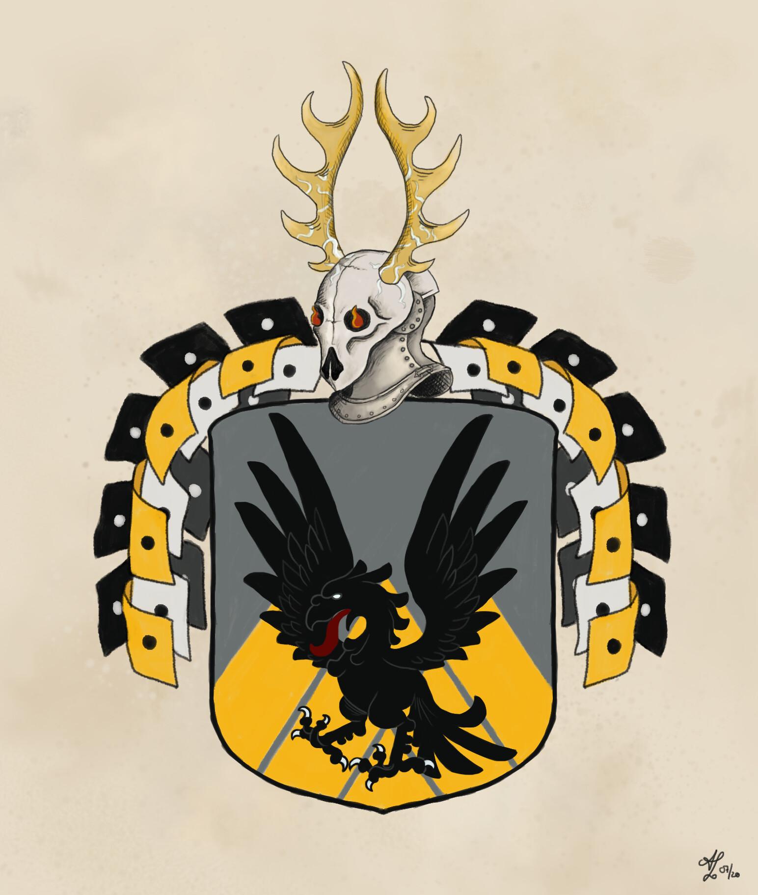 Destiny Heraldry - Warlock