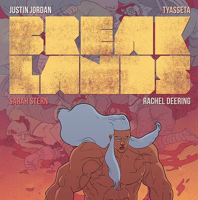 Albertus tyasseta breaklands 04 cover logo low