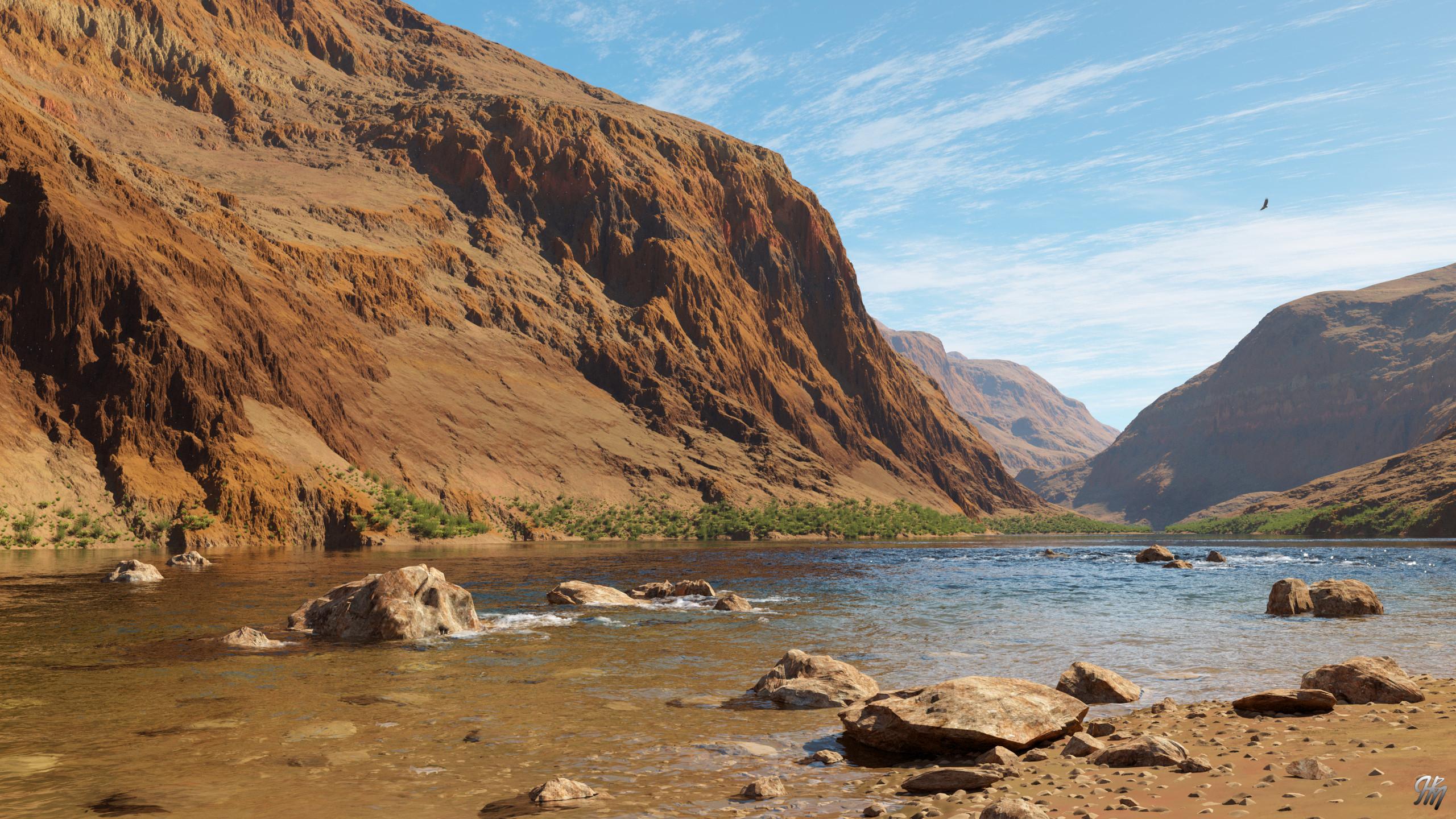 Canyon River 20200510TG