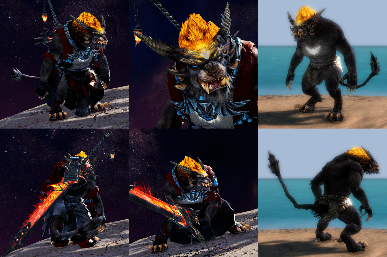 Original character from Guild Wars 2