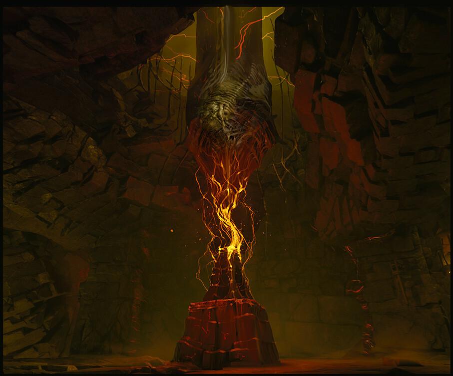 Doom 2016 Spark Plug