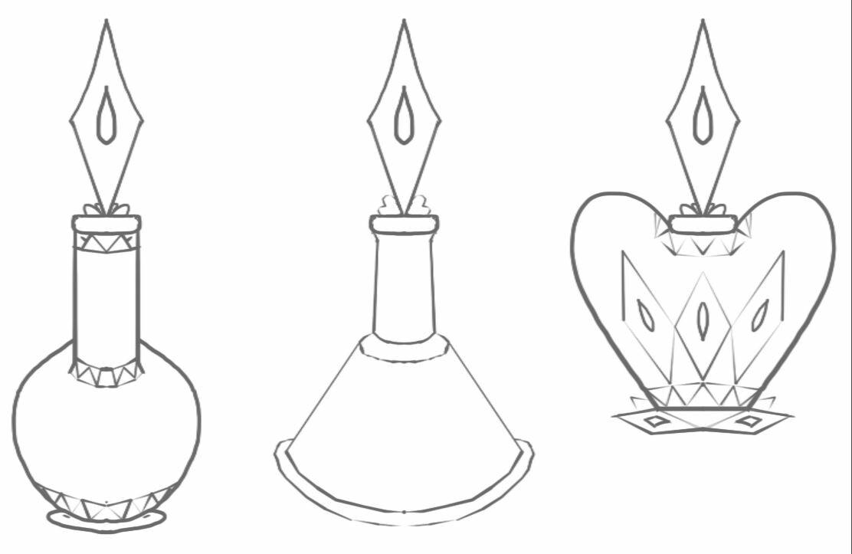 Health Bottle Concepts
