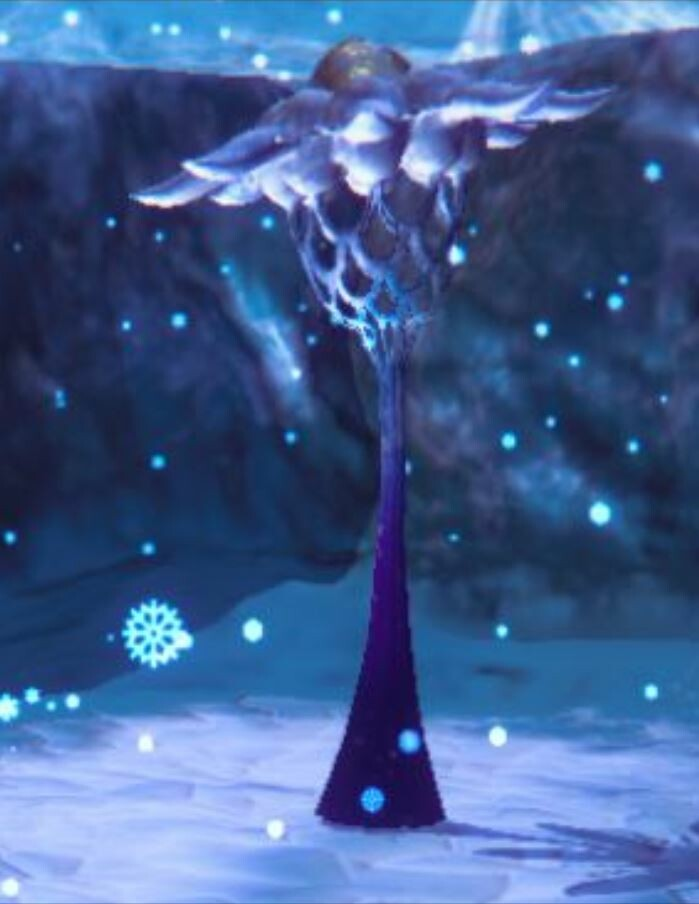 Edelweiss Tree In Game
