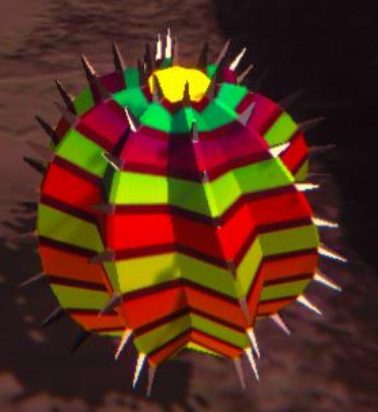 Cacti Short Twist In Game