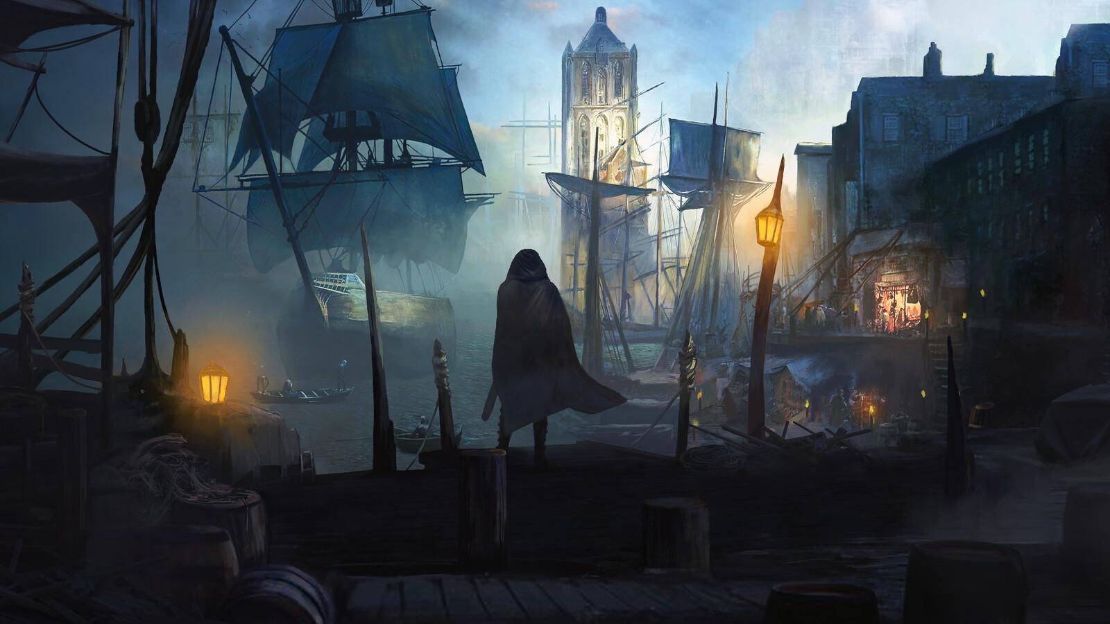 Port - Alchemy RPG