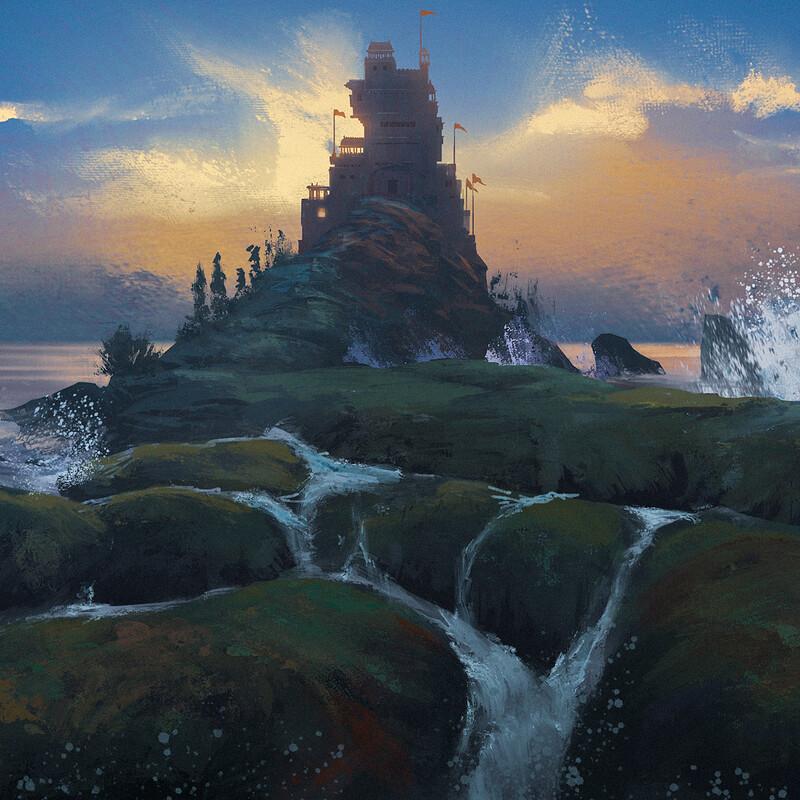 Castle (80/365)