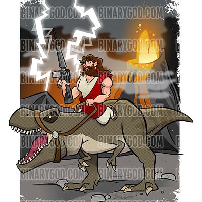 Steve rampton jesus rex