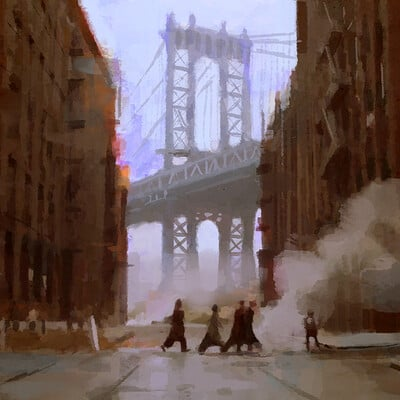 Thomas campi once upon a time in america 3