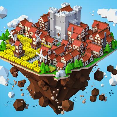 David zuren small kingdom 03