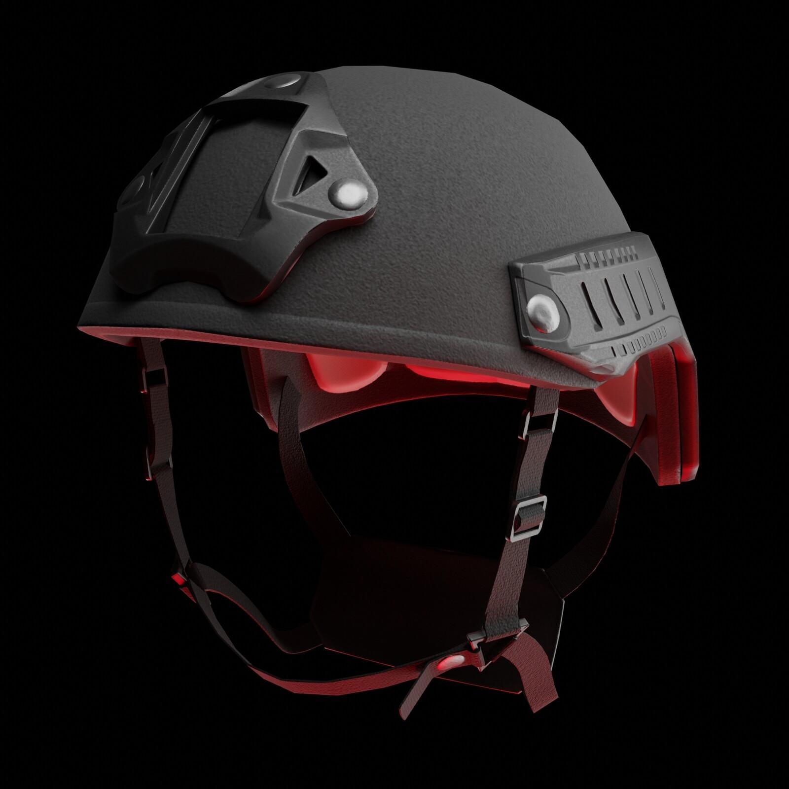 Generic Military Helmet