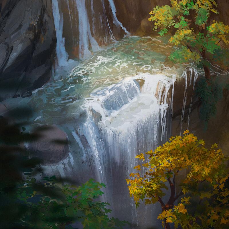 waterfall (82/365)