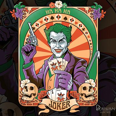 Pawel hudeczek joker fejs
