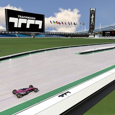 Trackmania 2020 : RoadTech Branches