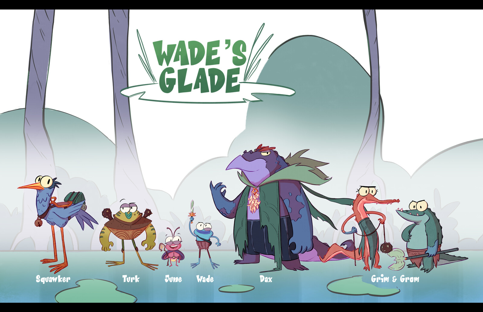Wade's Glade