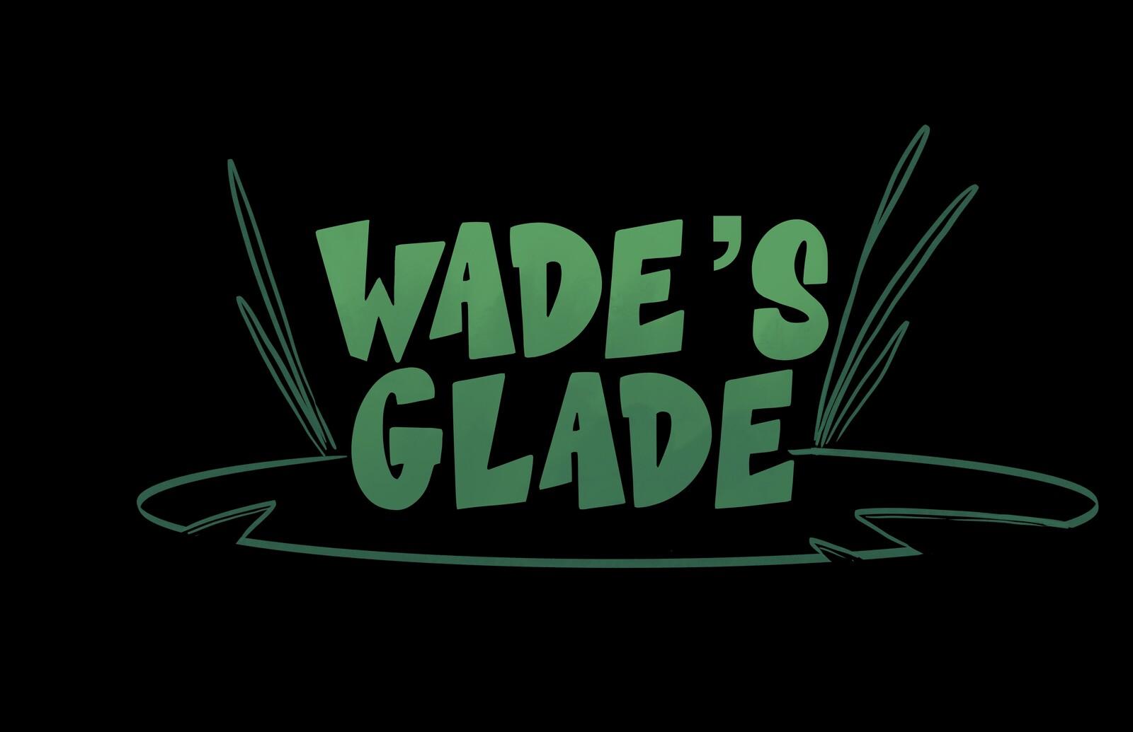 Wade's Glade - Logo
