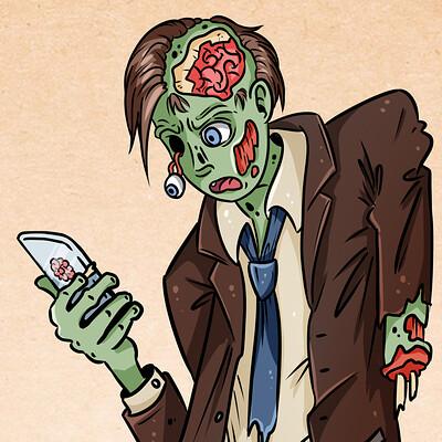 Oixxo art 2020 06 03 zombie
