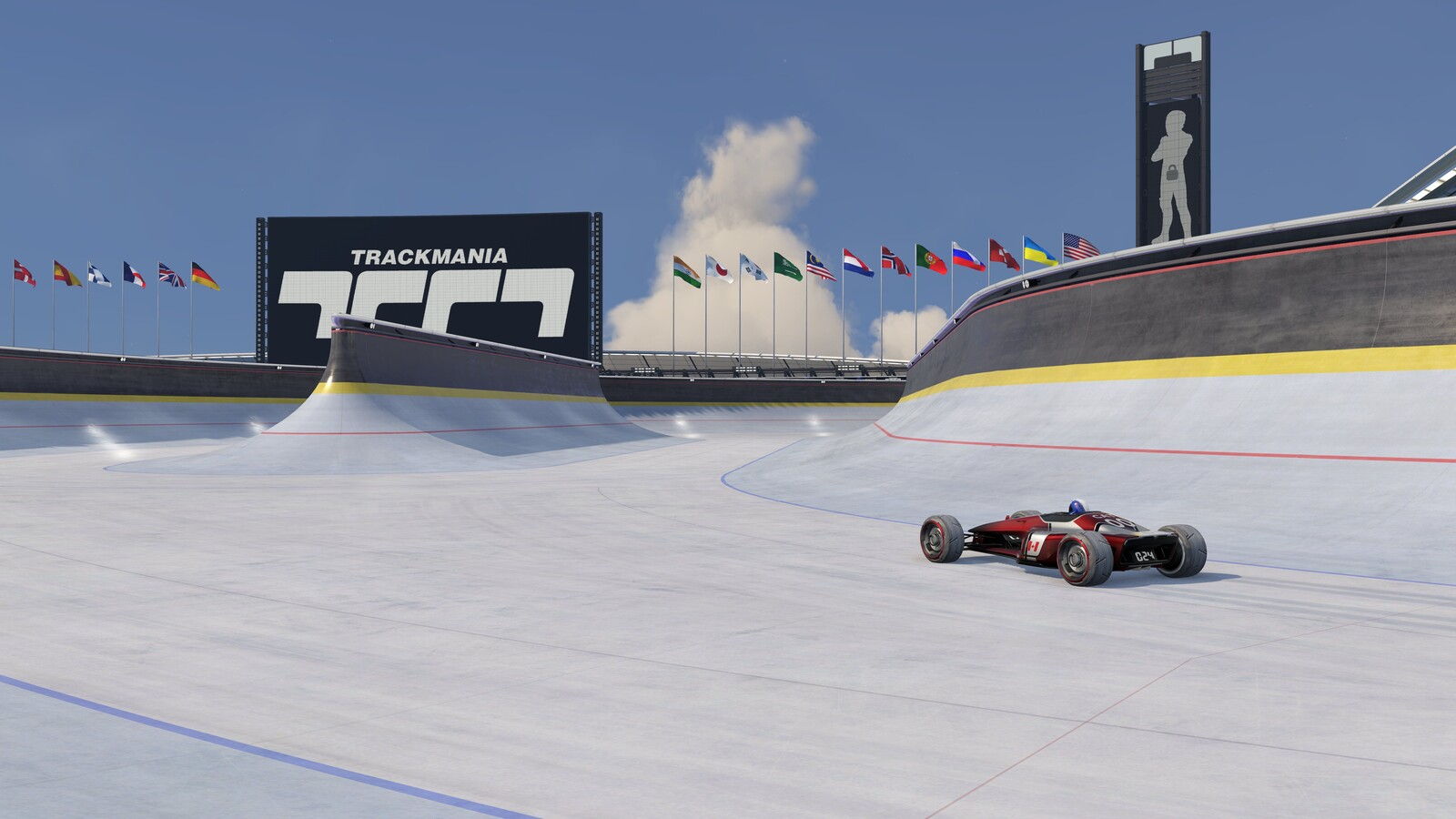 Trackmania 2020 : RoadIce Branches