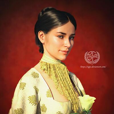 Ronald gavin castillo the yellow rose of texas